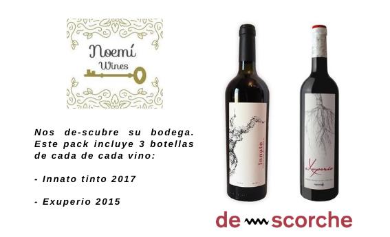 comprar vinos Noemi wines