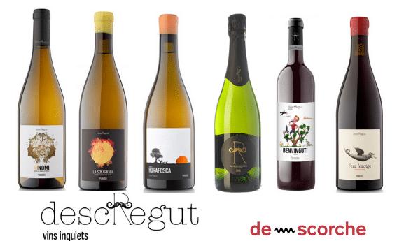 comprar vinos de-scubre descregut mistura