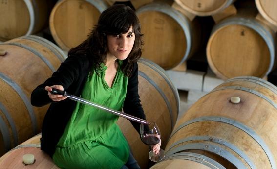 vinos Arrayán Maite Sánchez