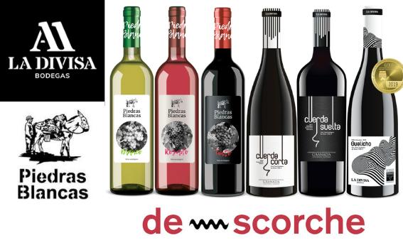 comprar vino La Divisa, comprar vinos Piedras Blancas